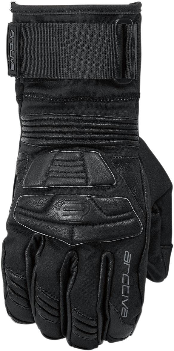 Arctiva Snow Snowmobile ROVE Lightly Insulated Gloves (Black)