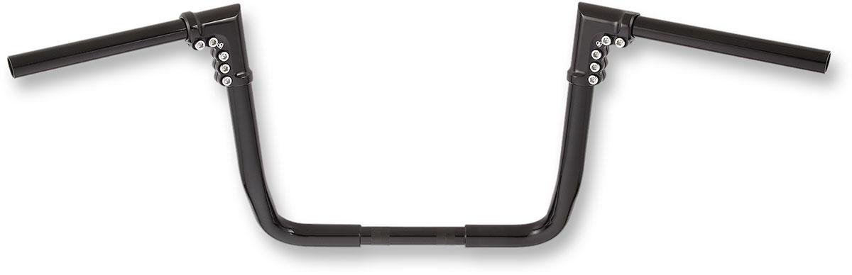 Arlen Ness - 08-960 - 1-1/4in. Bagger Apes Modular Handlebar, 13in. - Black