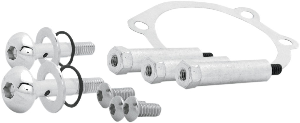 Arlen Ness - 18-532 - Hardware Kit for Billet Sucker and Big Sucker Stage I