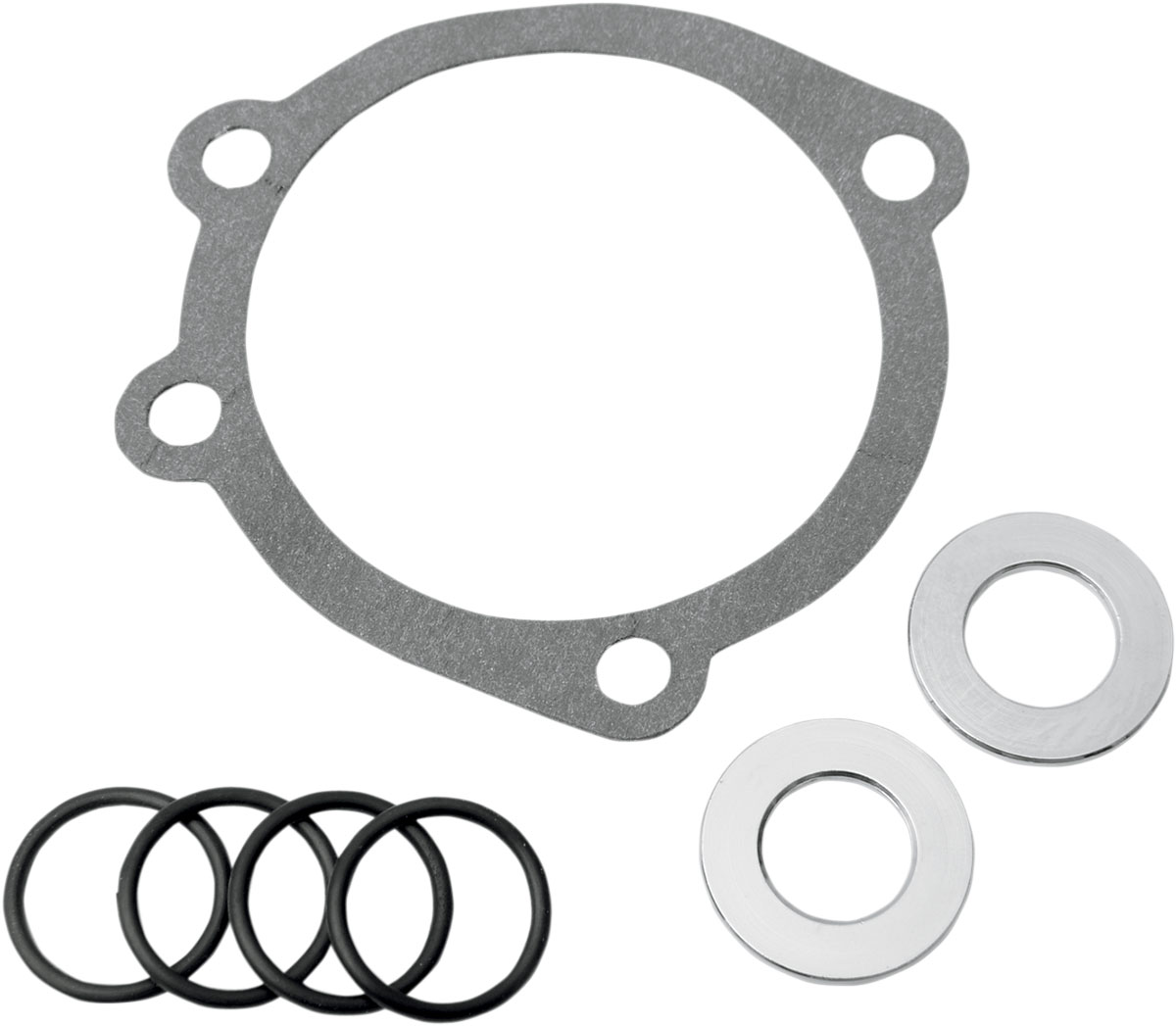 Arlen Ness - 18-536 - Gasket Kit for Billet Sucker and Big Sucker