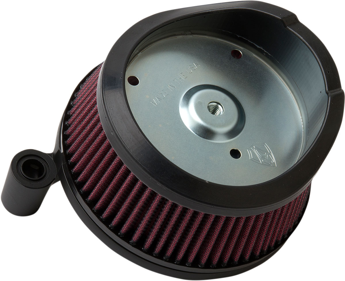 Arlen Ness - 18-442 - Big Sucker Stage I Air Filter Kit for OEM Cover
