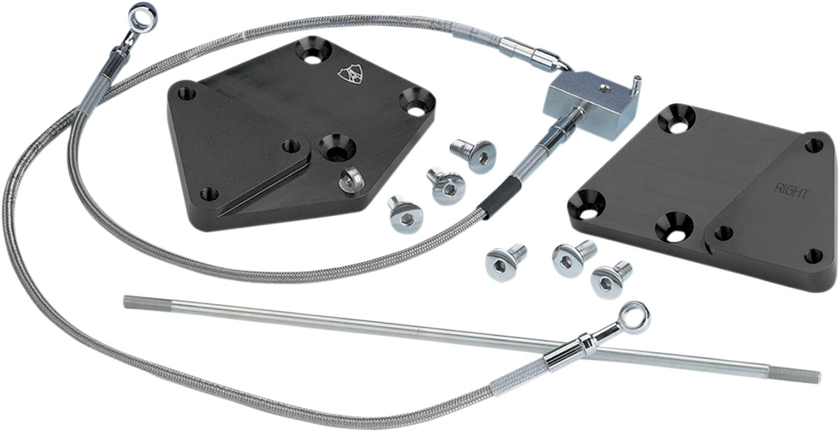 Arlen Ness - 07-611 - 3in. Forward Control Extension Kit