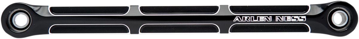 Arlen Ness - 19-933 - Shifter Rod, Beveled - Black