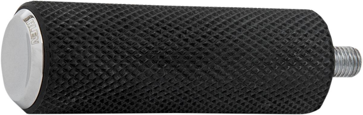 Arlen Ness - 07-926 - Fusion Shift Peg, Knurled - Chrome