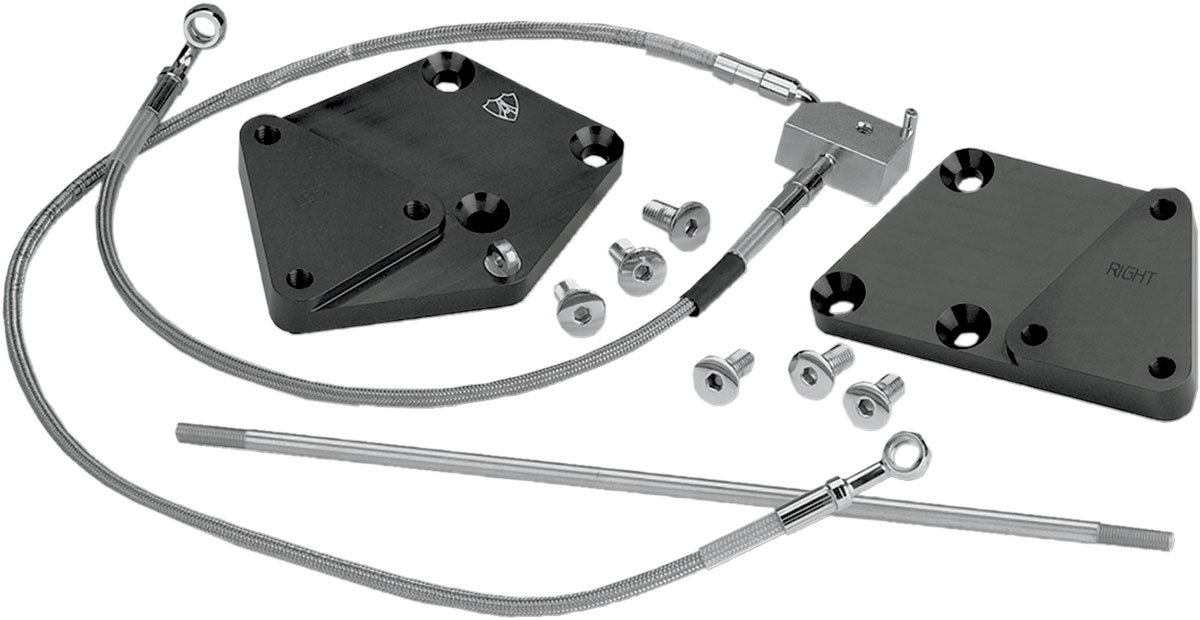 Arlen Ness - 07-616 - 3in. Forward Control Extension Kit