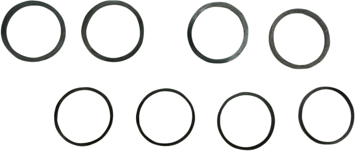 Arlen Ness - 02-845 - Replacement Seal Kit for Front Brake Caliper Housing