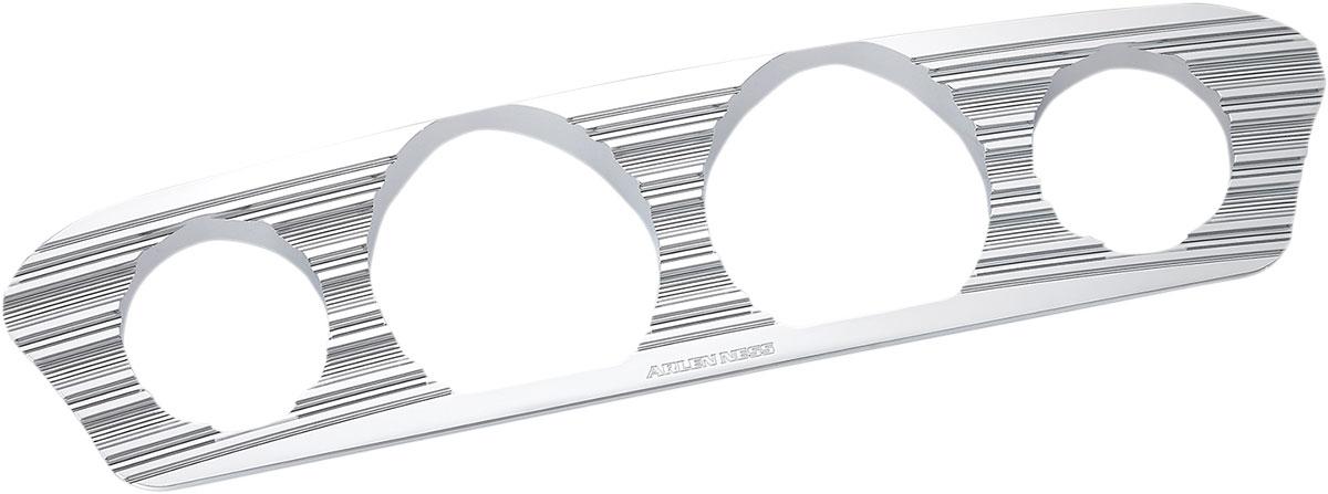 Arlen Ness - 30-340 - Inner Fairing Trim, 10-Gauge - Chrome