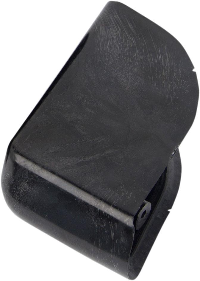 Arlen Ness - 60-153 - Angled Saddlebag Block-Off Plate, Right
