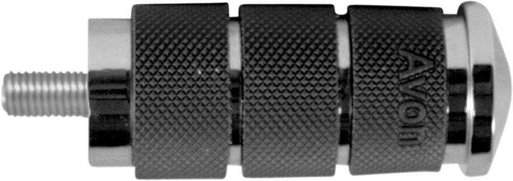 AVON Air Cushion Shifter/Brake Peg for H-D Motorcycles (Chrome)