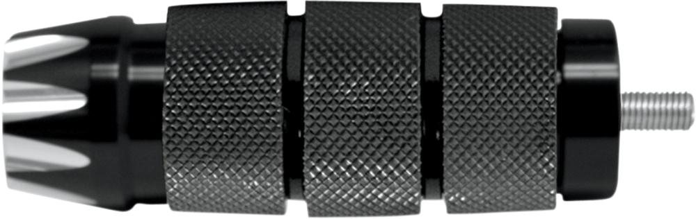 AVON Air Cushion Shifter/Brake Peg for H-D Motorcycles (EXCALIBUR Black)