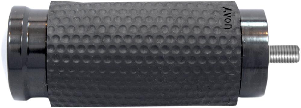 AVON Air Gel Shifter/Brake Peg for H-D Motorcycles (Black)