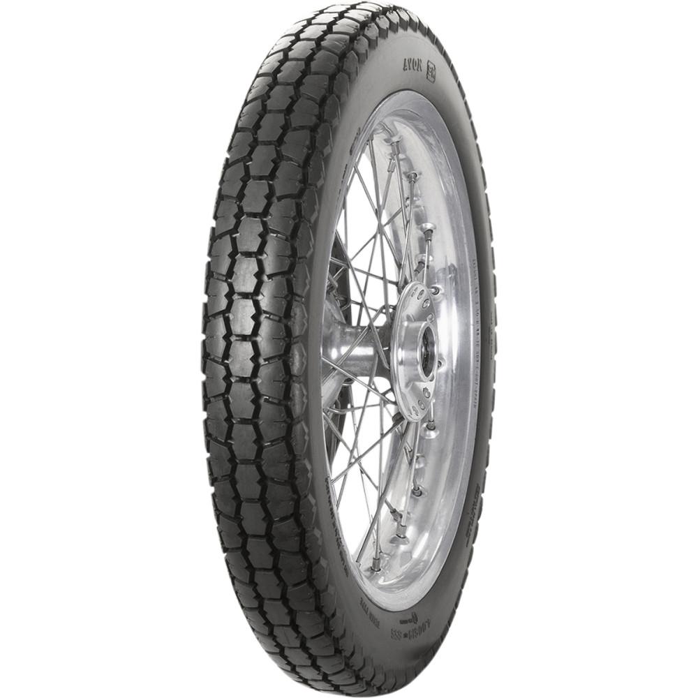 Avon AM7 Safety Mileage MKII Tire (Blackwall) 4.00-19 65H
