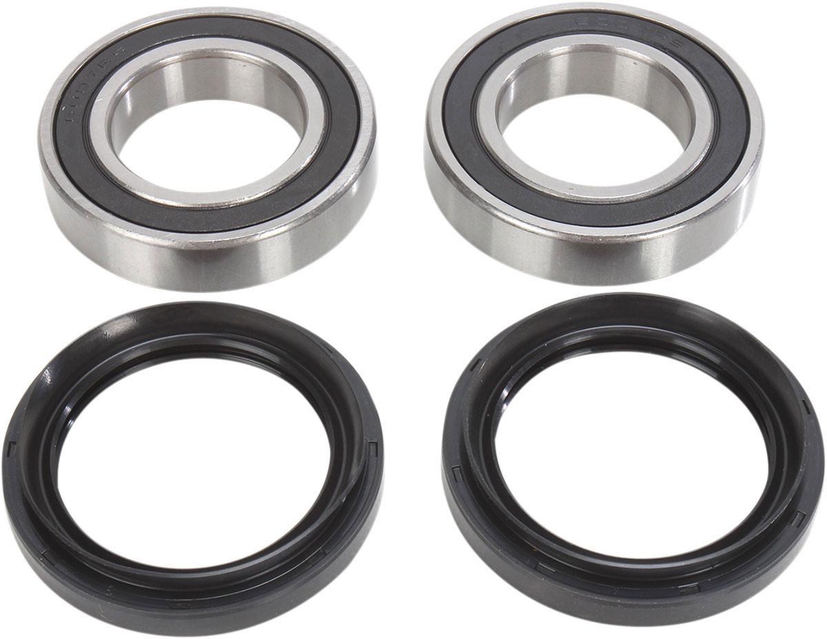 Bearing Connections Yamaha Wheel Bearing Kit (Rear)