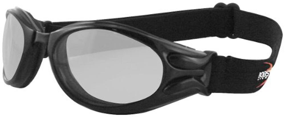 Bobster Igniter Goggles (Black Frame, Anti-fog Photochromic Lens)