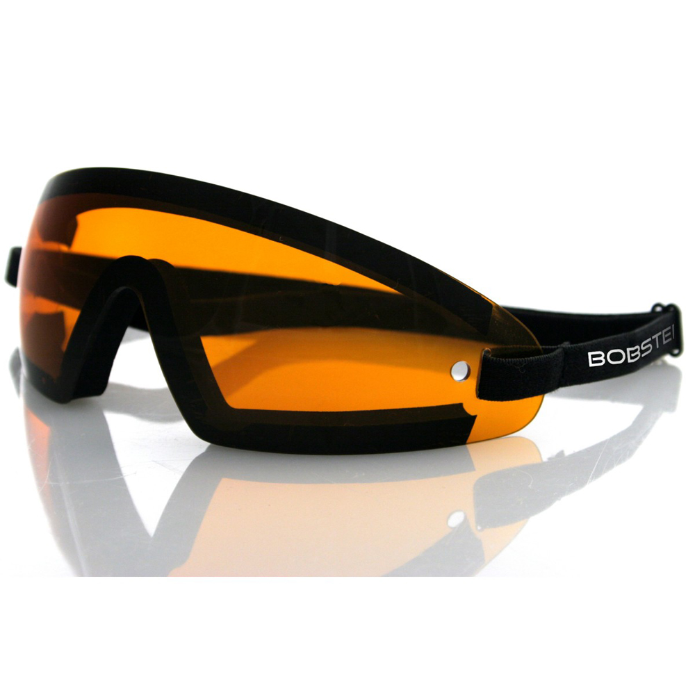 Bobster Wrap Around Goggles (Amber Lens)