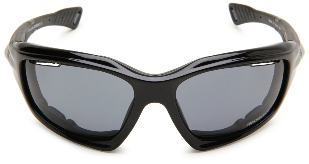 Bobster Desperado Sunglasses (Anti-fog Smoked Lens w/Foam)