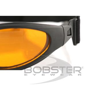 2508c6cecb Bobster GXR Sunglasses (Black Frame