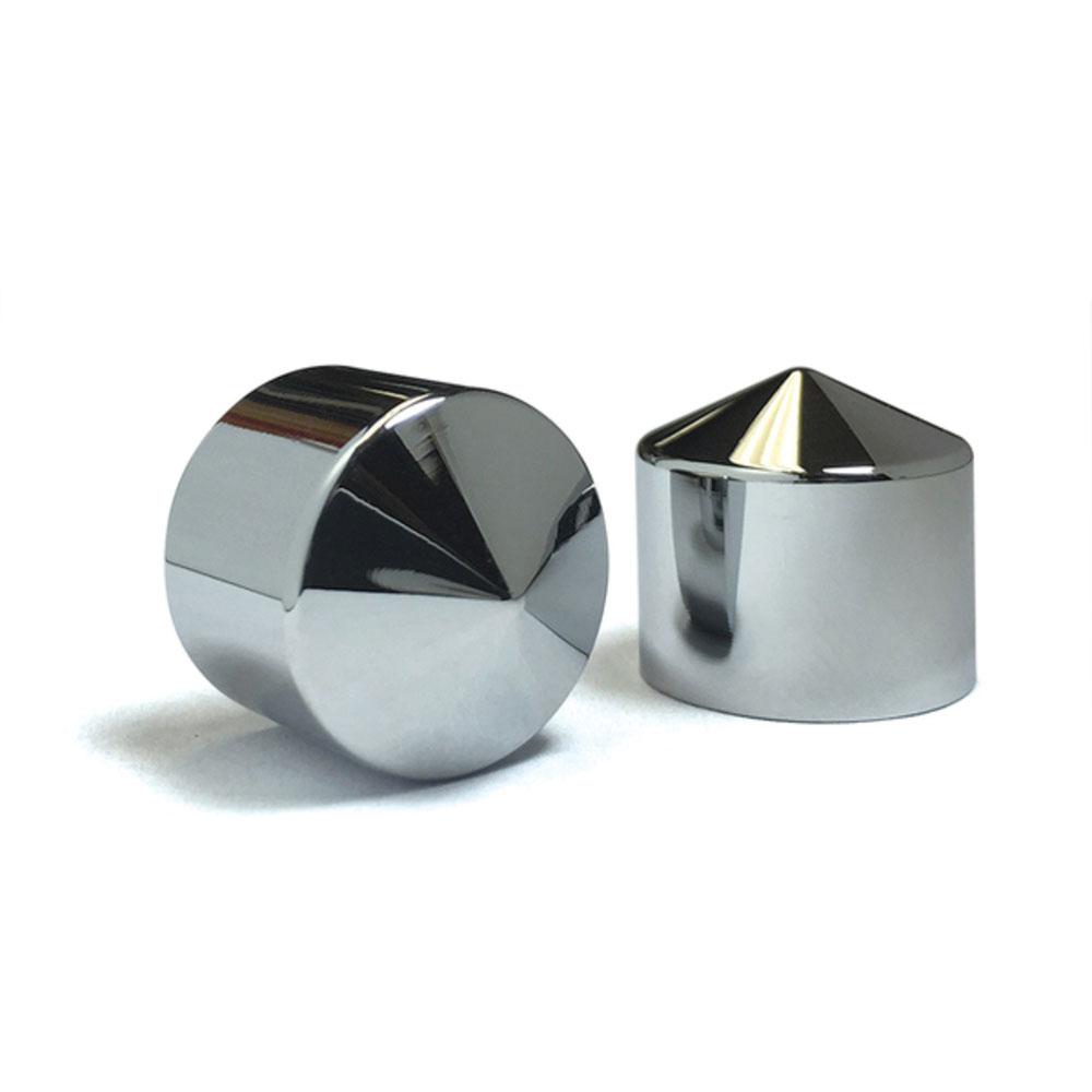CIRO Rocker Box 6-Piece Bolt Cap Set (Chrome)