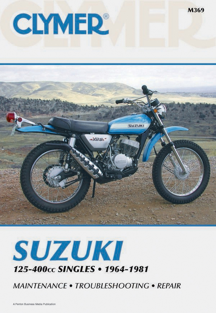M369 clymer repair manual for suzuki tc125 tm125 ts125 ts185 tm250 TC125 2017 at alyssarenee.co