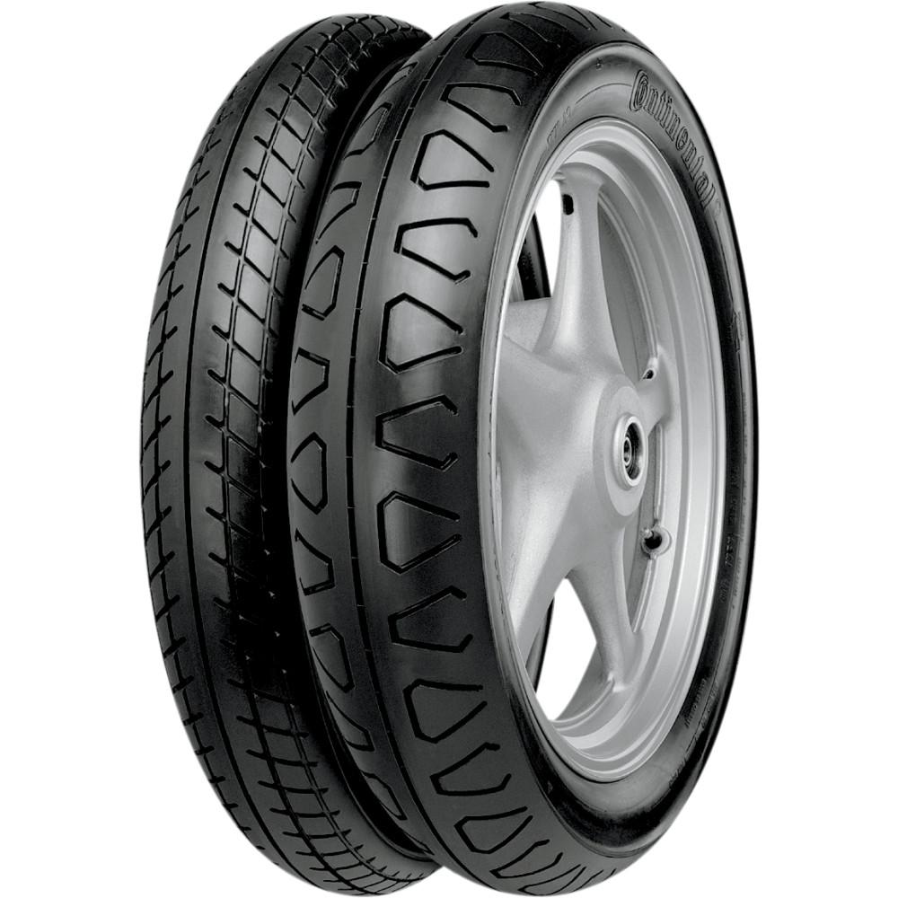 Continental TKV11/TKV12 ContiUltra Sport Classic Rear Tire (Blackwall) 130/90-16 67V