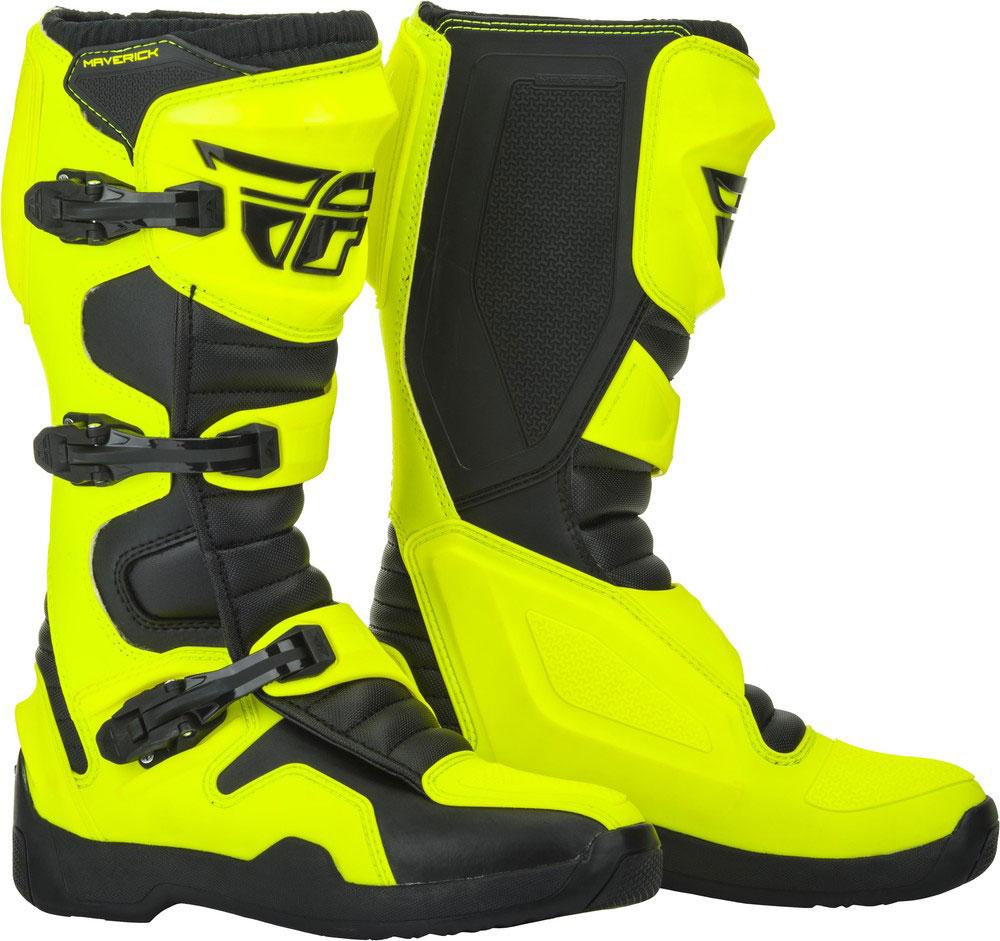 13 Black Fly Racing 2019 Maverik Boots