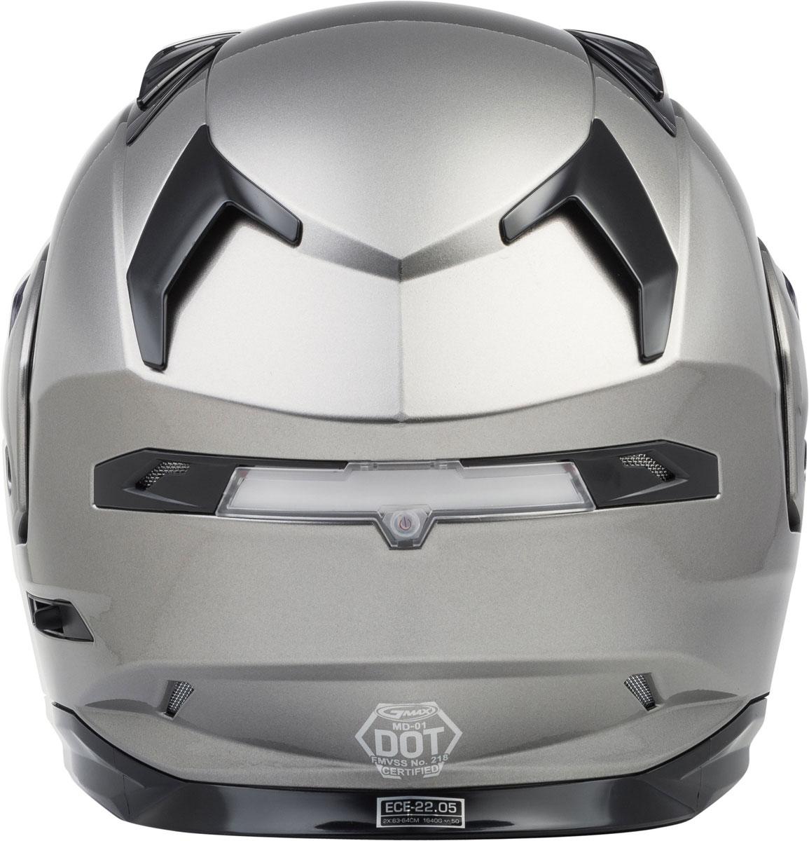 Motorcycle Half Helmet With Flip Down Visor