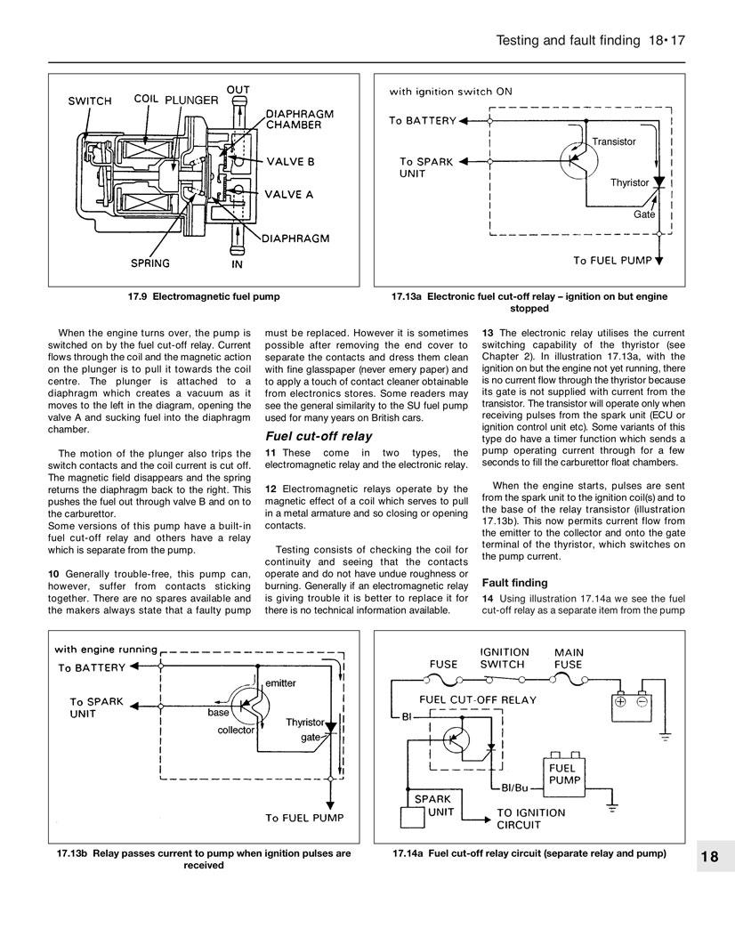 Haynes Repair Manual Motorcycle Electrical Techbook Engine Parts Diagram Quick View
