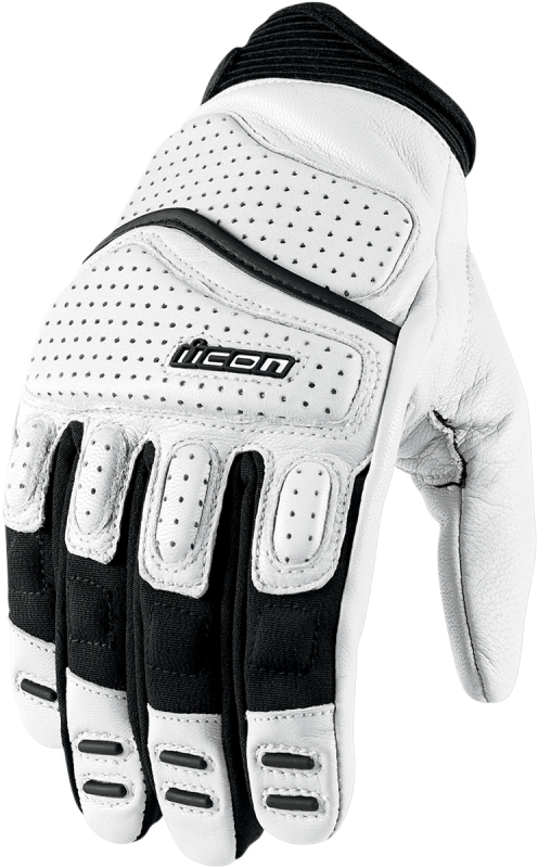 Dual-Sport,Street Motorcycle Gloves Icon SuperDuty 2 Adventure Touring