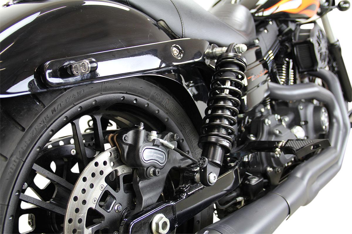 Legend Suspension - REVO-A Adjustable Coil Suspension Rear Shocks, 14