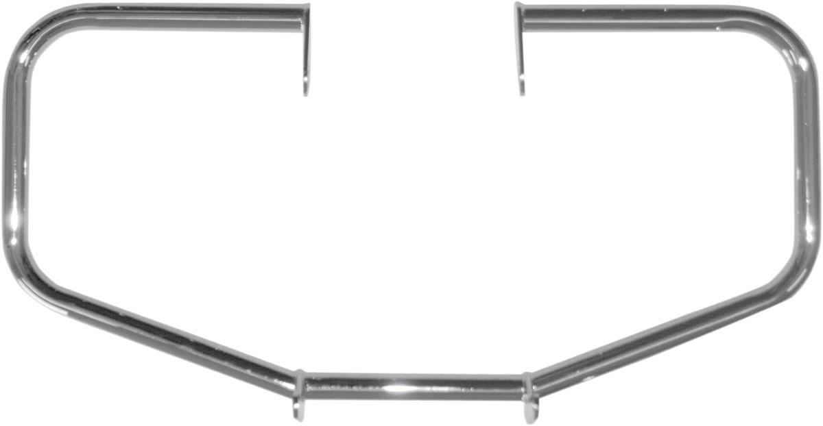 Lindby UNIBAR Front Highway Bars (Chrome) Suzuki 2001-2004 VL800 Volusia and 2005-2016 C50 Boulevard