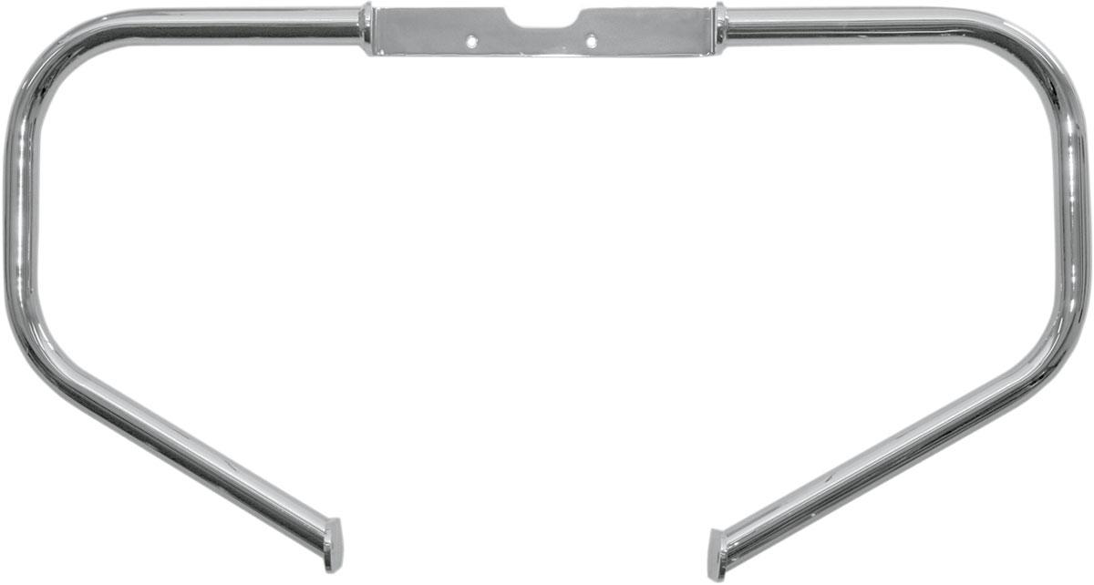 Lindby UNIBAR Front Highway Bars (Chrome) Honda 2003-2009 VTX1300S, 2004-2009 VTX1300C, 2005-2009 VTX1300R, 2008-2009 VTX1300T