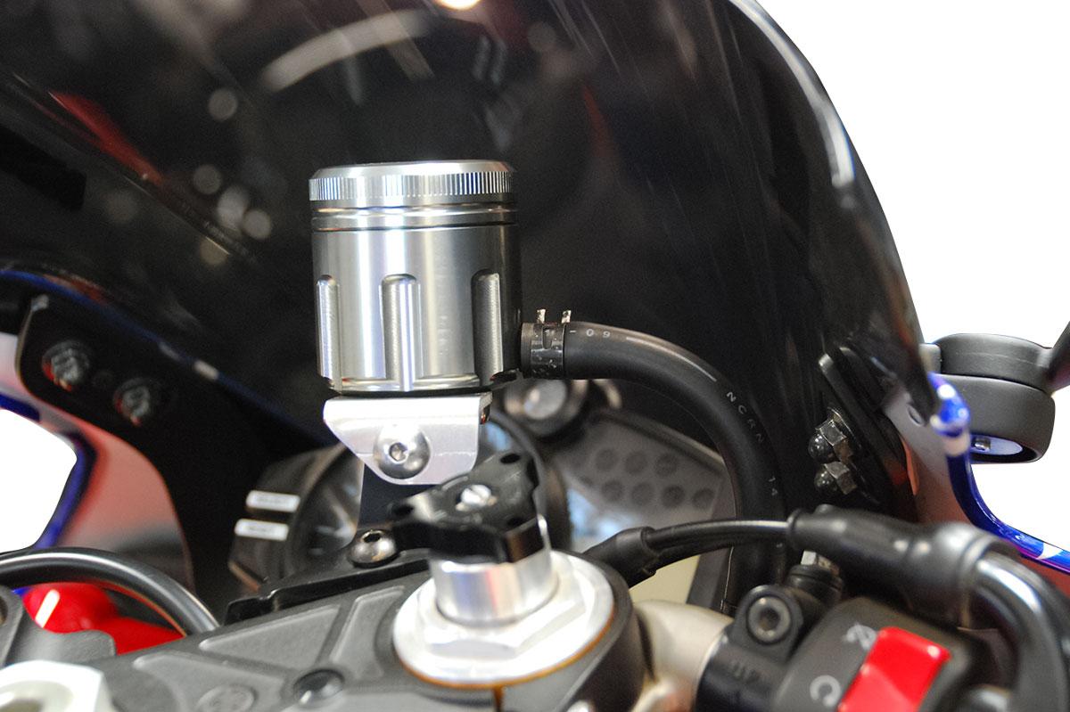 PSR Front Brake Reservoir Cup (Gunmetal) 07-01800-29