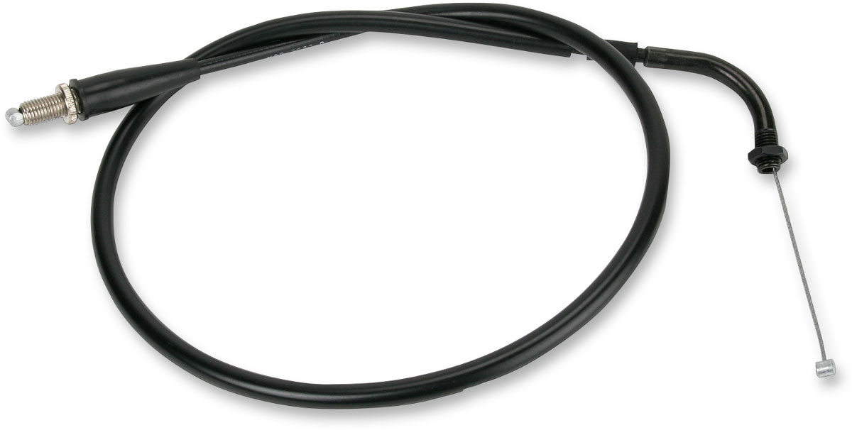 Parts Unlimited Vinyl Covered Push/Pull Throttle Cable | K28-6506O | 17910-HA6-000