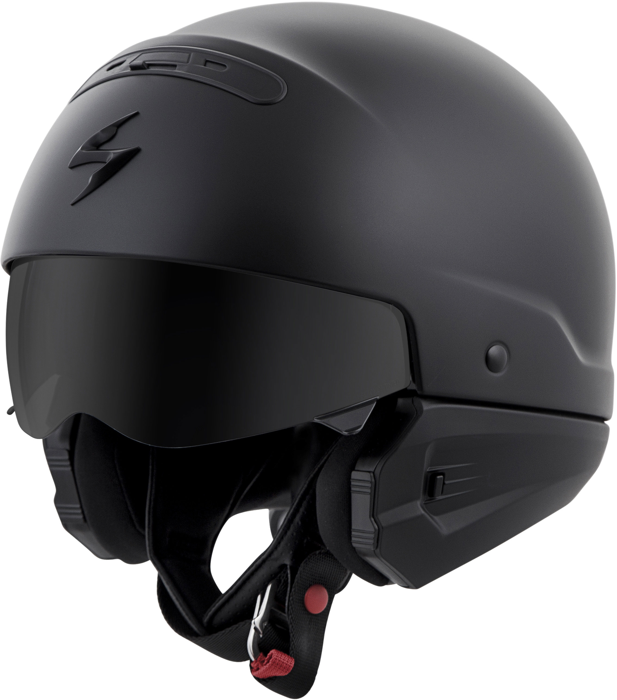 Scorpion Kwikwick Covert Liner Street Motorcycle Helmet Accessories Black//Medium