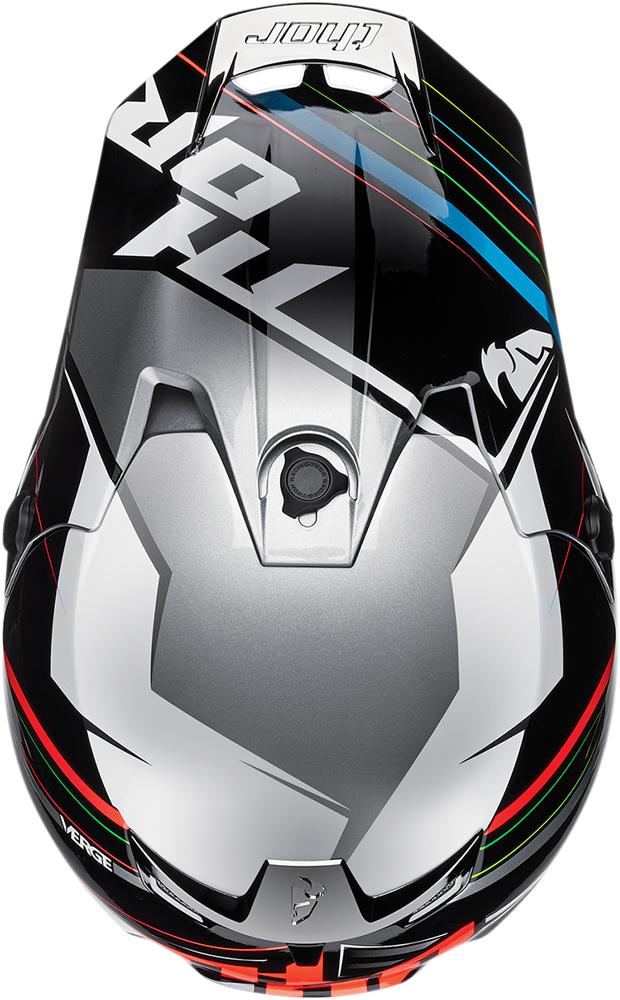041f8874 THOR MX Motocross 2015 Replacement Visor Kit for Verge Helmet (STACK ...