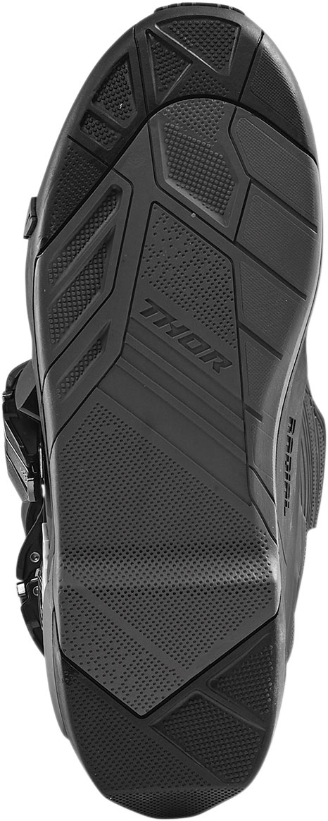 Thor MX Replacement Outsole Inserts for Thor Radial Boots 9 Black//Grey