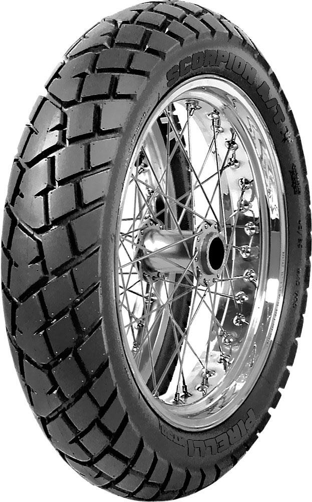 Pirelli MT90AT Scorpion Rear Tire 120//80-18