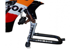 PSR Fork Lift Front Motorcycle Stand (Black) 00-00101-02