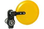 PSR Franco Folding Bar End Mirror (Gold) 00-00200-23