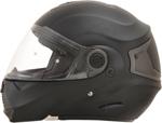 AFX FX36 Modular/Flip-Up Motorcycle Helmet (Flat Black)