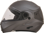 AFX FX36 Modular/Flip-Up Motorcycle Helmet (Frost Grey)