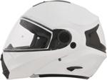 AFX FX36 Modular/Flip-Up Motorcycle Helmet (Pearl White)