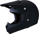 Z1R Kids RISE Off-Road Motorcycle Helmet (Flat Black)
