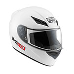 AGV K-3 Full-Face Helmet (White)