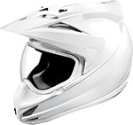 ICON Variant Full Face Helmet Solid Gloss (White)