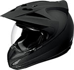 ICON Variant Full Face Helmet Rubatone (Flat Black)