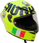 AGV Corsa R Full-Face Motorcycle Helmet (Rossi Mugello 2016)