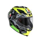 AGV Corsa R ESPARGARO 2016 Replica Helmet (Black/Yellow/Green)