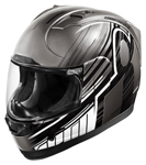 ICON MotoSports Alliance OVERLORD Full-Face Motorcycle Helmet (Black)