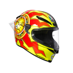 AGV Pista GP R Carbon Limited Edition Rossi 20 YEARS Helmet (Yellow/Black)